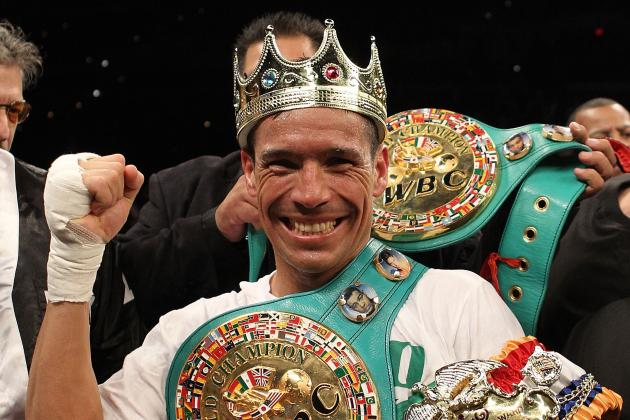Sergio Martinez vs. Julio Cesar Chavez Jr. Being Held Up by Drug Testing Request