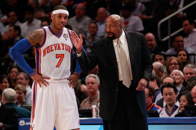 New York Knicks: Why Mike Woodson Will Make It Work