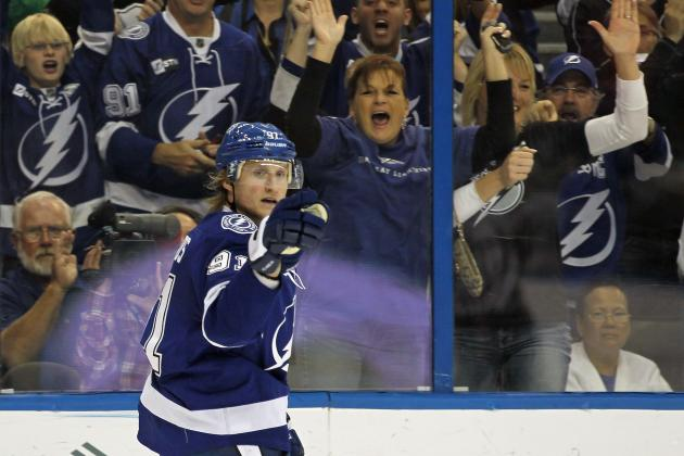 Steven Stamkos: Fifty Is Nifty Again for Tampa Bay Lightning Superstar