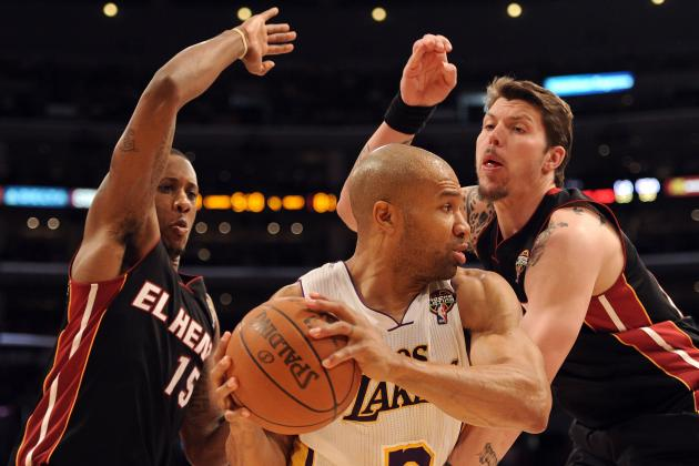 Derek Fisher: Veteran PG Will Regret Joining Oklahoma City Thunder