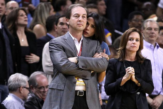 Golden State Warriors: Joe Lacob's Vision for the Future/Letting Go of the Past