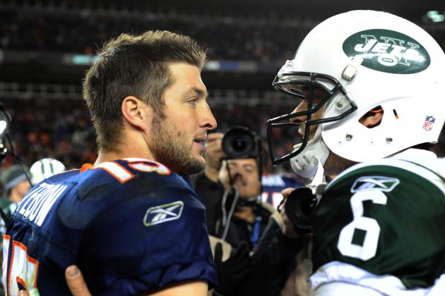 Tim Tebow Time to Start in the Big Apple as New York Jets Trade for Him