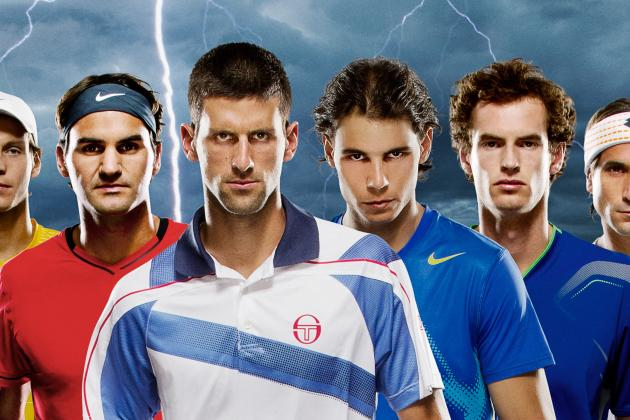 Roger Federer, Rafael Nadal, Novak Djokovic and Andy Murray: Miami Preview