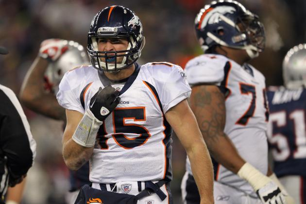 Tim Tebow: N.Y. Jets Reportedly Land Tebow from the Denver Broncos
