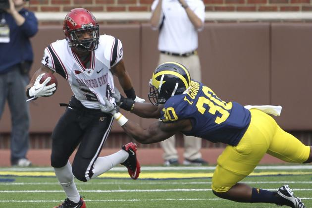 Big Ten Football: Thomas Gordon and Players Who Must Be More Aggressive in 2012