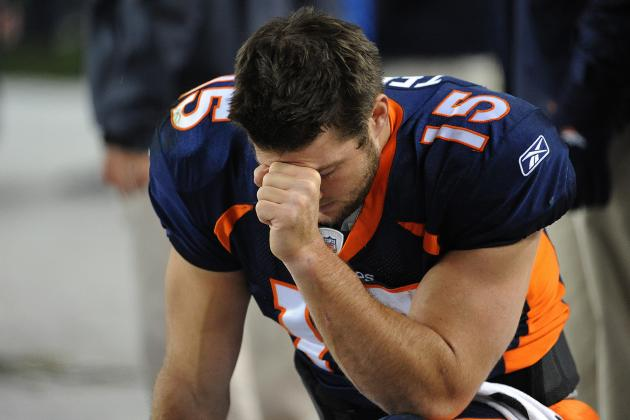 Tim Tebow to the New York Jets Is a Gift from God