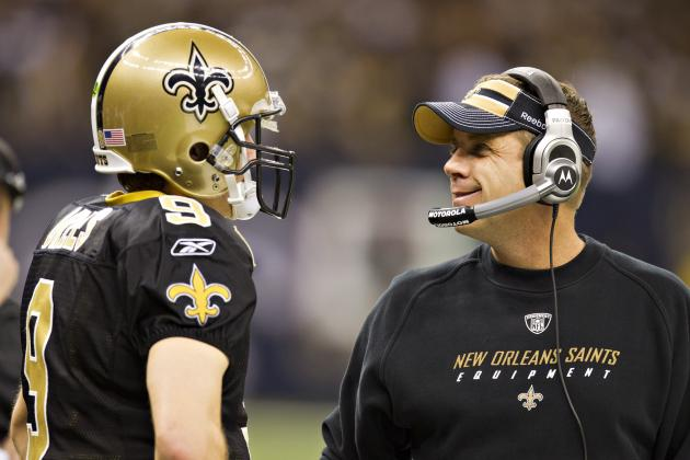 Drew Brees Is Truly Mystified by Sean Payton's Suspension