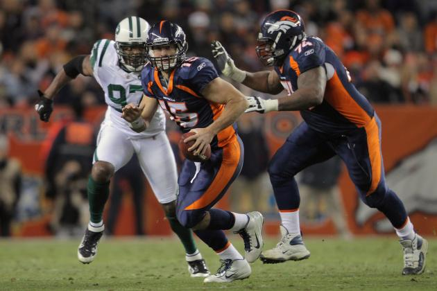 What Tim Tebow's Big Apple Arrival Means for the Giants