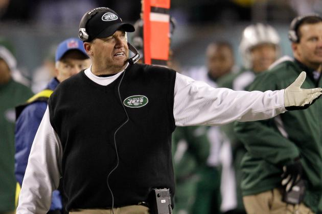 New York Jets: Rex Ryan and Tim Tebow? God Please Nullify This