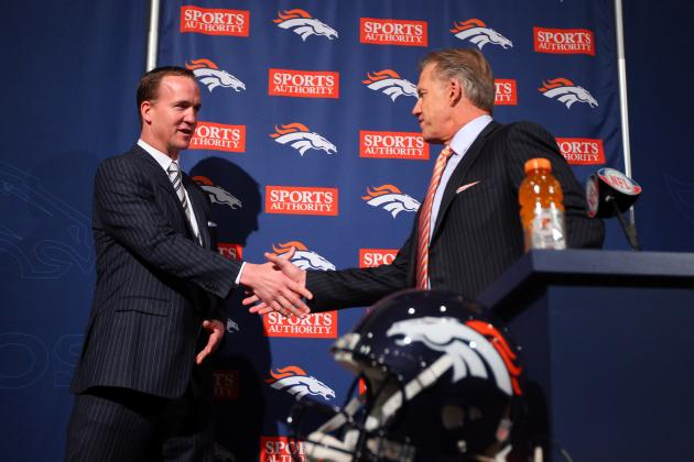 NFL Free Agency: Peyton Manning Didn't Join Broncos for the Money, Really?