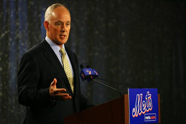 New York Mets Payroll Will Not Increase, According to GM Sandy Alderson