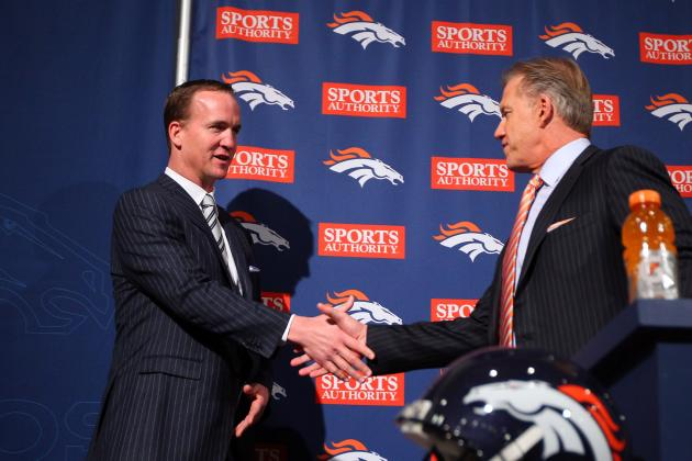 Peyton Manning's Decision to Join Denver Broncos Wasn't about Winning