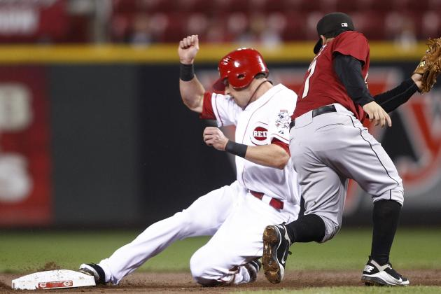 Fantasy Baseball Sleepers 2012: Drew Stubbs and Sleepers Who Will Break out