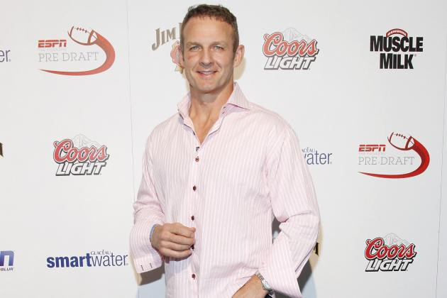 Merrill Hoge Advice to Colts Proves No One Should Ever Take Analyst Seriously