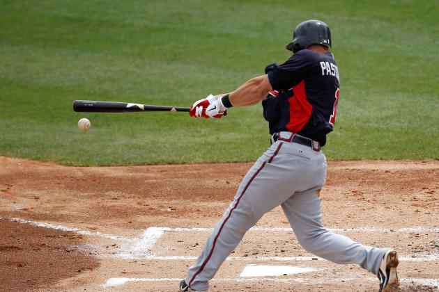 Atlanta Braves Spring Training: Andrelton Simmons vs. Tyler Pastornicky
