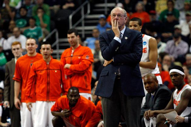 NCAA Tournament 2012: Syracuse Is Listed as a Short Favorite Against Wisconsin
