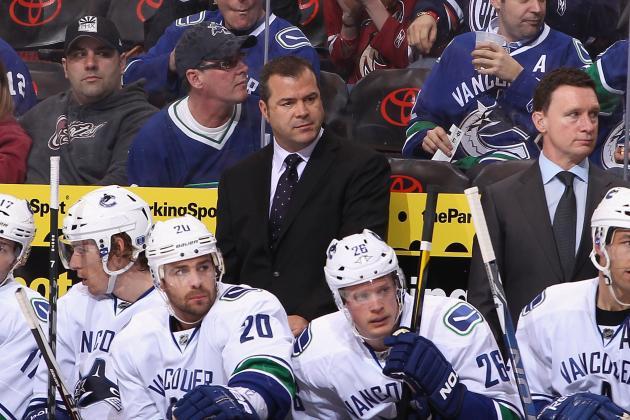 Vancouver Canucks: Why Head Coach Alain Vigneault's Job Is Safe