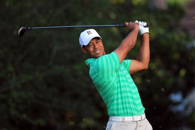 Tiger Woods Healthy and Ready to Go at Bay Hill