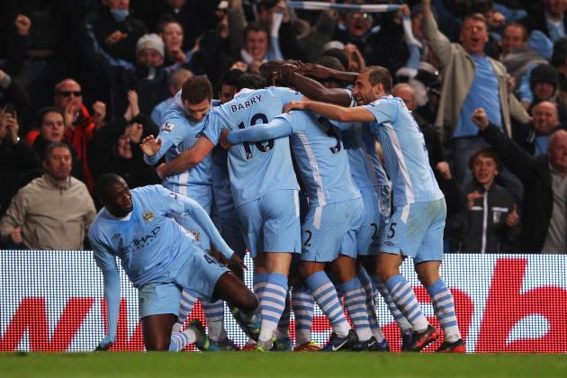 Samir Nasri and Carlos Tevez Shine in Crucial Victory over Chelsea