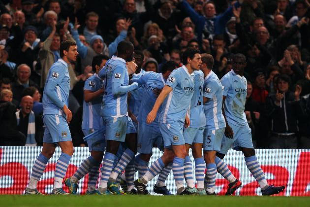 Manchester City vs. Chelsea: Citizens Make Statement with Comeback Win