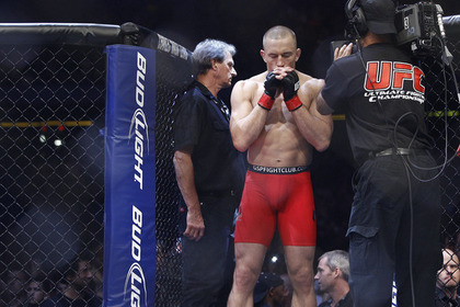 Georges St-Pierre Hopeful of a November Return and Headline UFC 154 in Montreal