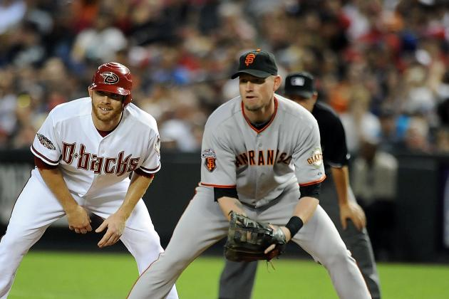 San Francisco Giants Spring Training 2012: A Battle at the First Base Position
