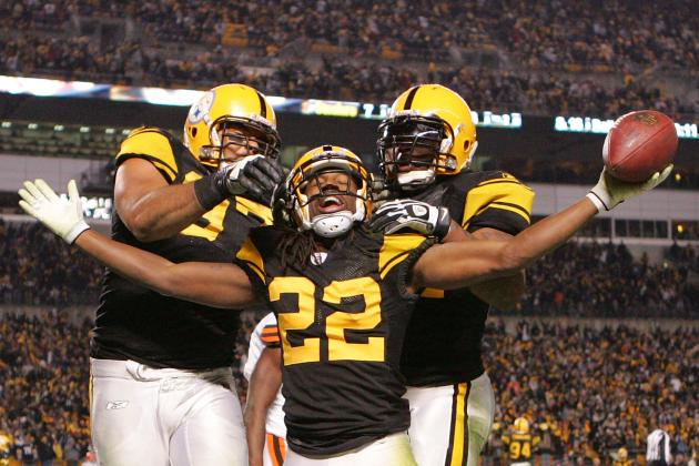 Pittsburgh Steelers: In-House Cornerback Replacements If William Gay Leaves