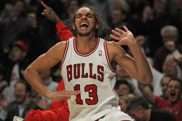 Should Chicago Bulls' Center Joakim Noah Have Been an All-Star?