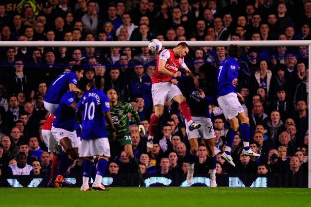 Everton vs. Arsenal: The Tactics of Arsenal's 1-0 Victory at Goodison Park