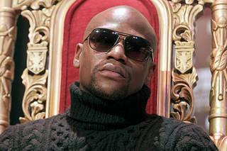 Floyd Mayweather Would Beat Sergio Martinez