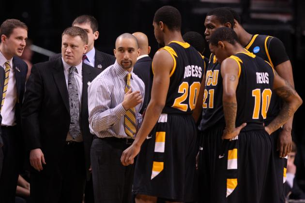 Shaka Smart Staying at VCU Allows Chance to Build National Power