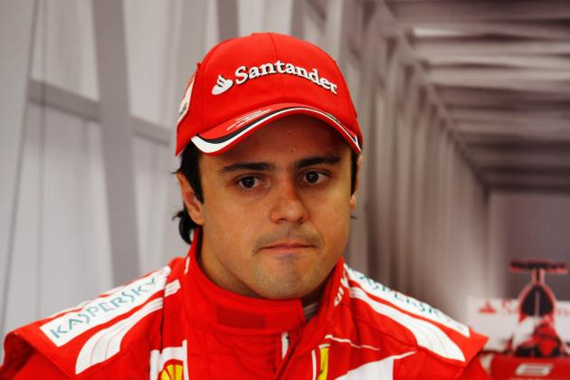 Ferrari Finally Losing Patience with Felipe Massa?