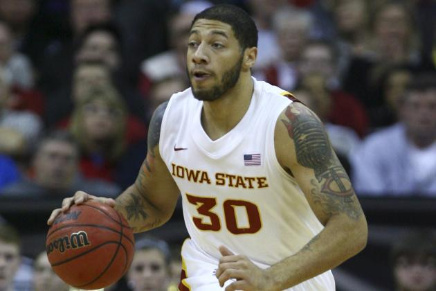 Royce White from Iowa State declares for the NBA draft