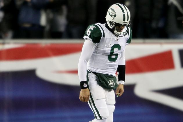 Tim Tebow Traded to Jets: How Long Before Mark Sanchez Melts Down?