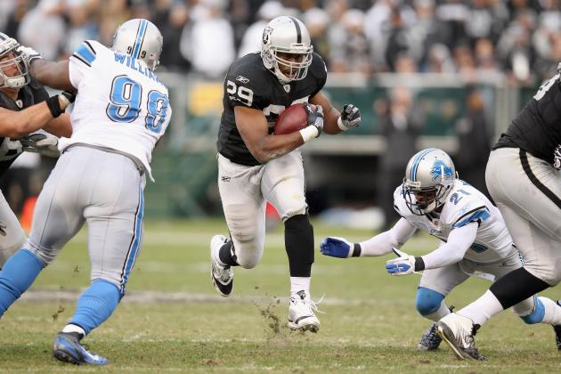 Michael Bush:  Is a Return to the Oakland Raiders Possible?