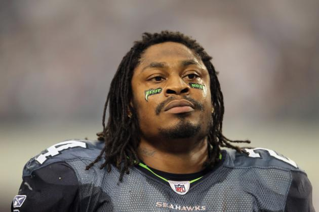 Marshawn Lynch's Contract Could Worry Seahawks Fans