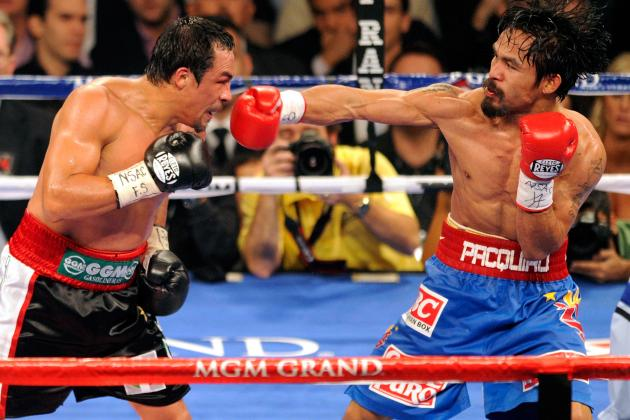 Manny Pacquiao Will Fight Juan Manuel Marquez for a Foruth Time Before He Quits