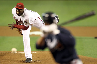 Dontrelle Willis: D-Train Makes a Stop in Baltimore