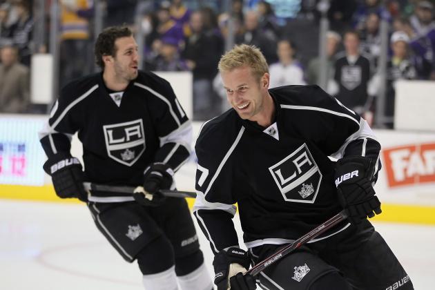 L.A. Kings: Is Dean Lombardi Rebuilding the 2011 Philadelphia Flyers?