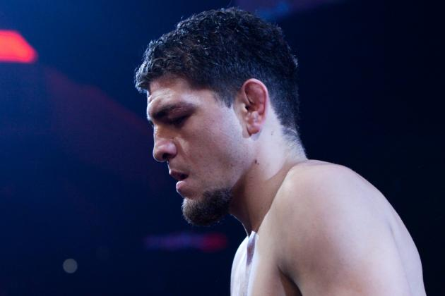 UFC's Ellenberger or Kampmann, Not Nick Diaz, Should Be the Next Title Contender