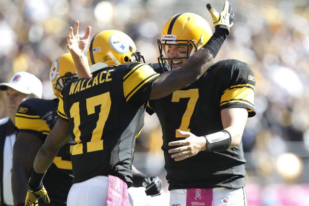 Mike Wallace and Pittsburgh Steelers Must Listen to Ben Roethlisberger