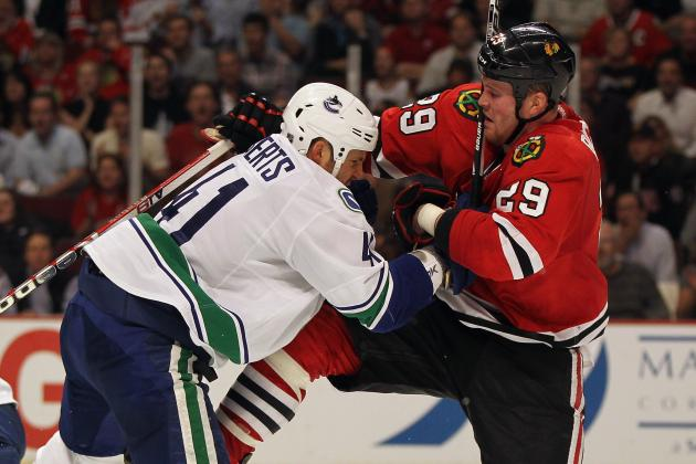 Canucks' Daniel Sedin, Blackhawks' Duncan Keith Both Deserve Suspensions