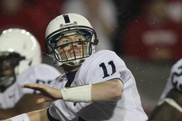 Penn State Football: Quarterback Concerns Once Again in Spring Practice