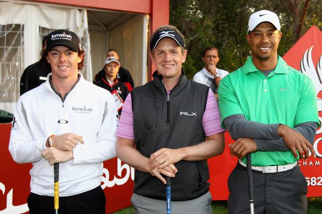 "Are Rory McIlroy, Luke Donald & Tiger Woods Golf's New ""Big Three""?"