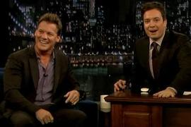WWE News: Chris Jericho on Jimmy Fallon, Breaks WrestleMania Character