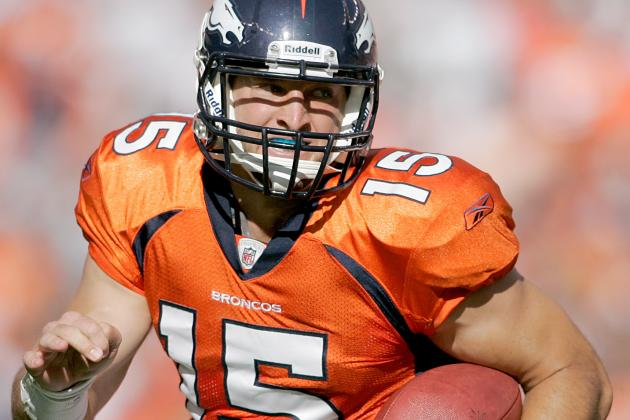 Tim Tebow Will Become Newer, Better Version of Brad Smith for Jets' Wildcat