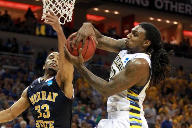 Sweet 16 2012: Jae Crowder and More Players Who'll Have Breakout Games
