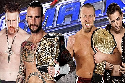 WWE SmackDown Preview: A Tag Team Main Event, the GM War and More