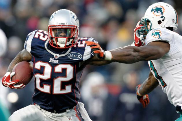 New England Patriots: Stevan Ridley Is Bound to Break Out in 2012