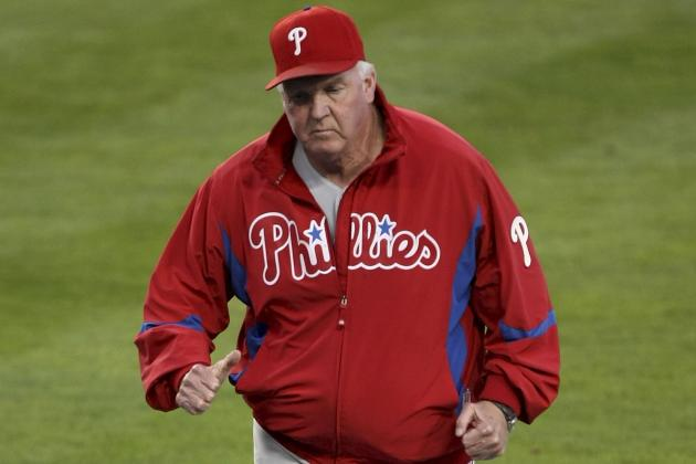 Is Philadelphia Phillies Manager Charlie Manuel on the Hot Seat?